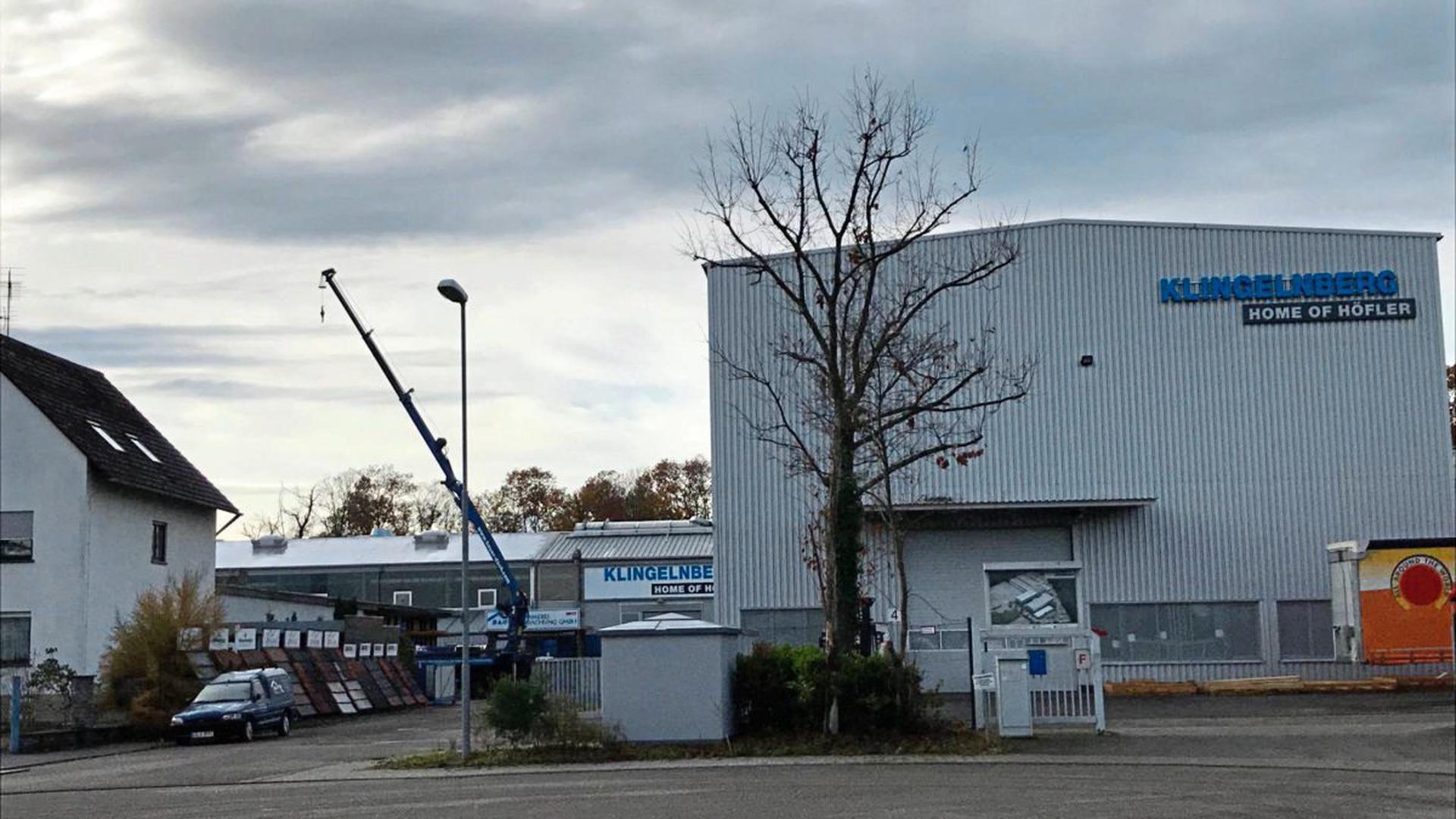 Dunkle Wolken über dem Ettlinger Standort: Der Maschinenbauer Klingelnberg in Ettlingen-Oberweier verlegt seine Produktion und Entwicklung nach Nordrhein-Westfalen.