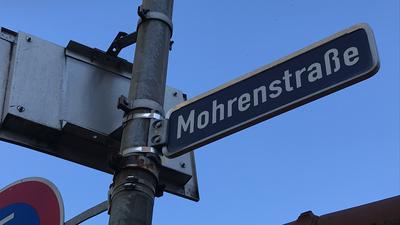 Den Namen Mohrenstraße in Ettlingen kritisiert eine Initiative in Ettlingen. Aktivisten wollen einen Umbenennung.