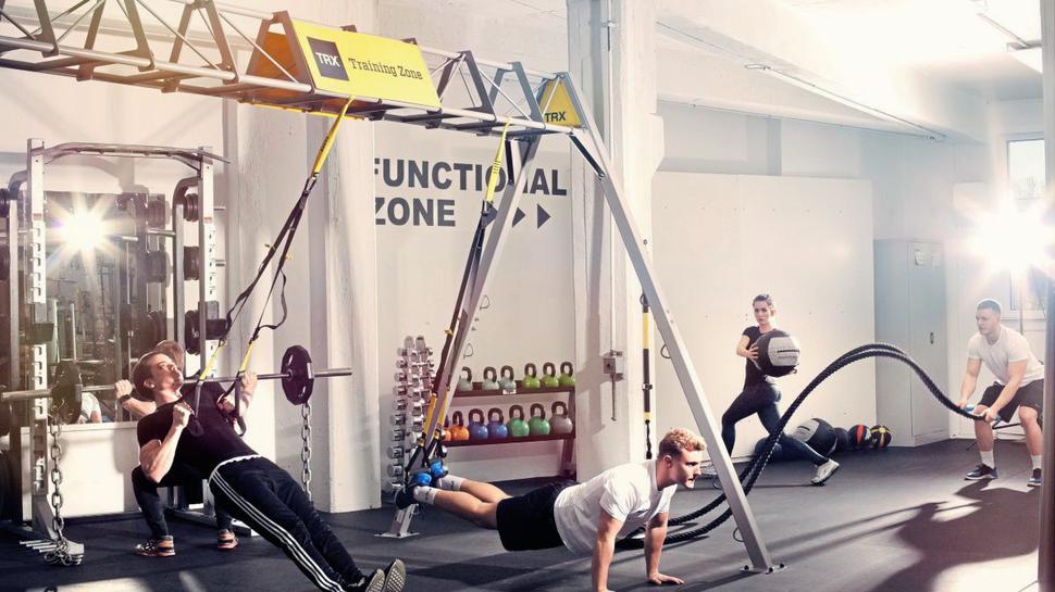 Aktiv und gestärkt wird der Gewinner oder die Gewinnerin des 39. Tagesrätsels aus seinem Workout im Fit-in Fitnesscenter hervorgehen.