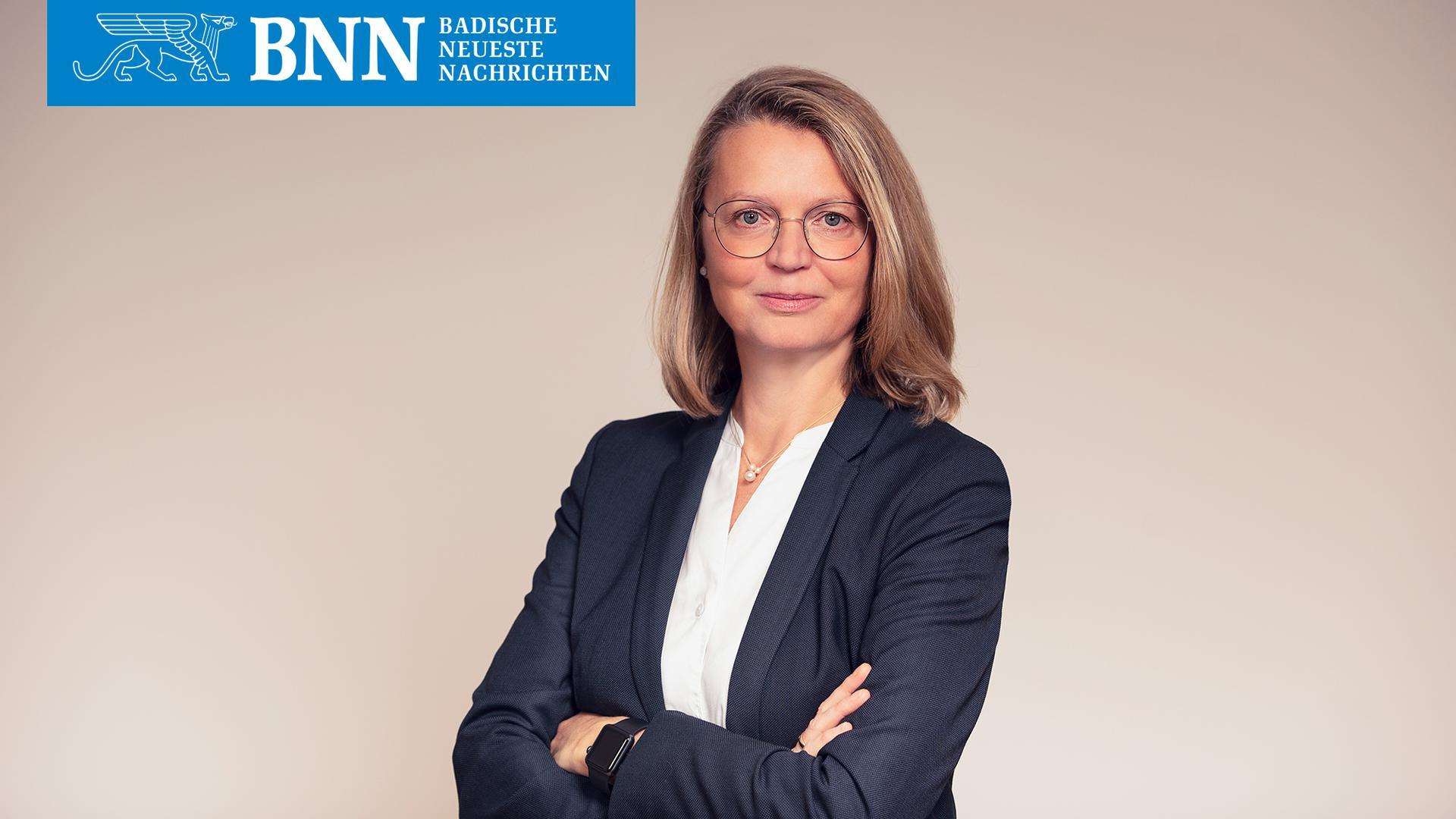 Verstärkung für die BNN-Redaktion: Claudia Bockholt aus Regensburg.
