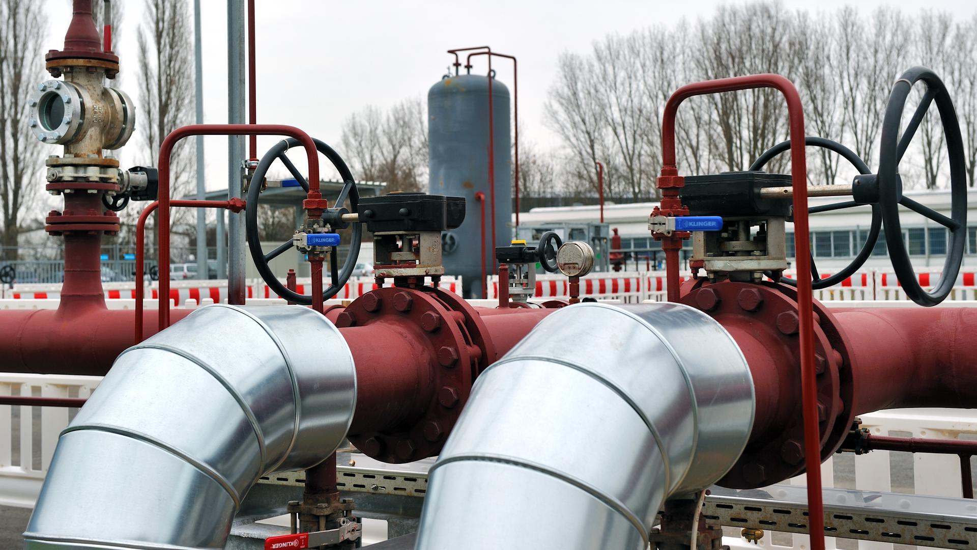 Energie aus dem Erdinneren: Geothermie-Projekte, wie hier in Bruchsal, sind bei einigen Bürgern umstritten
