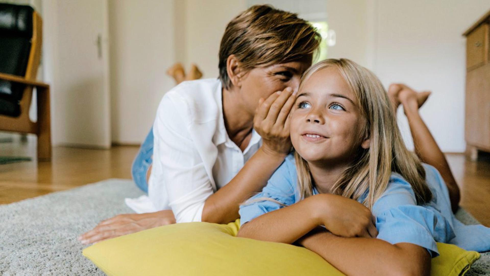 Die geheime Sprache der Familien besteht meistens aus einzelnen Wörtern oder grammatikalischen Besonderheiten.