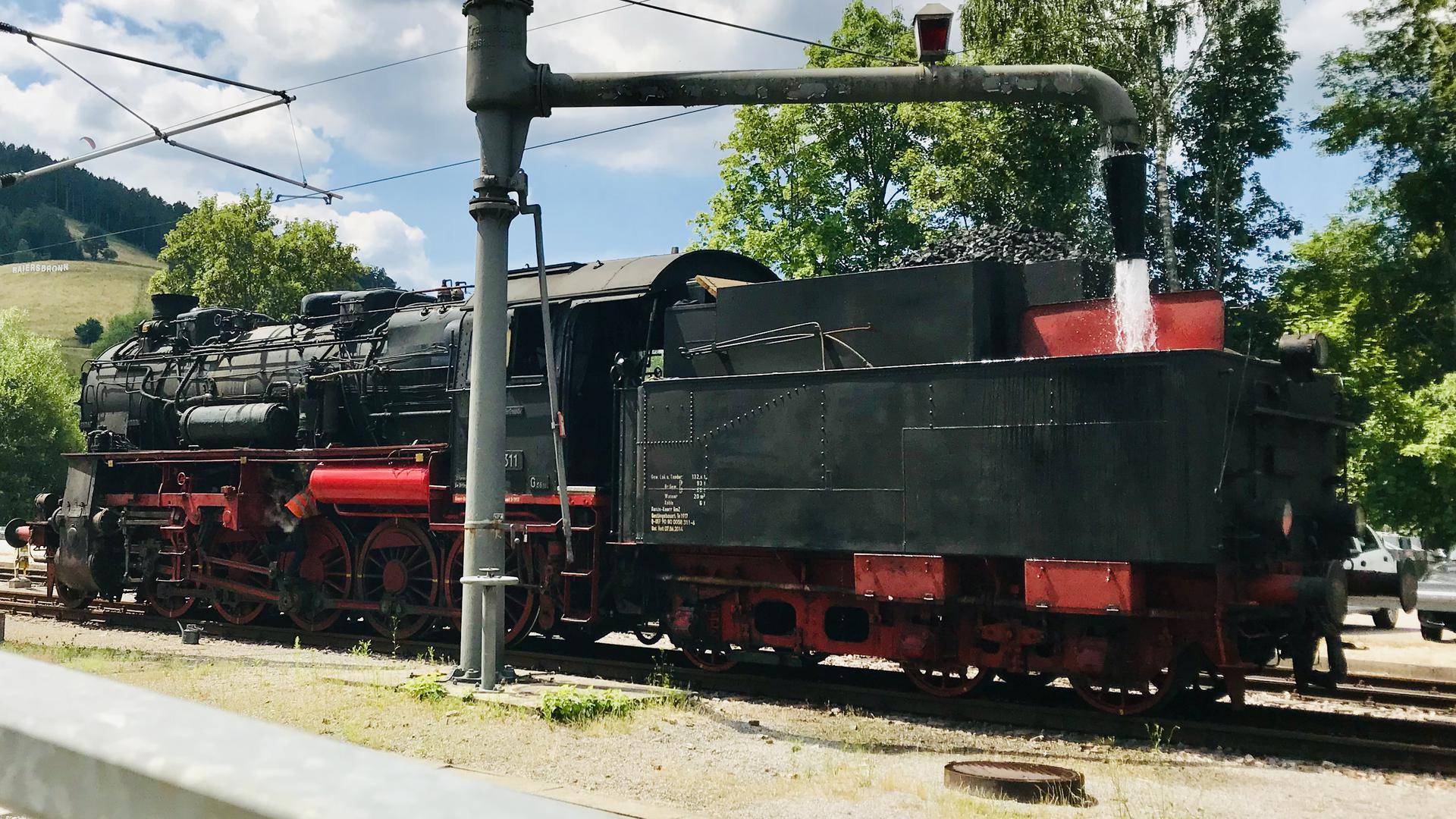 Dampfnostalgie Karlsruhe