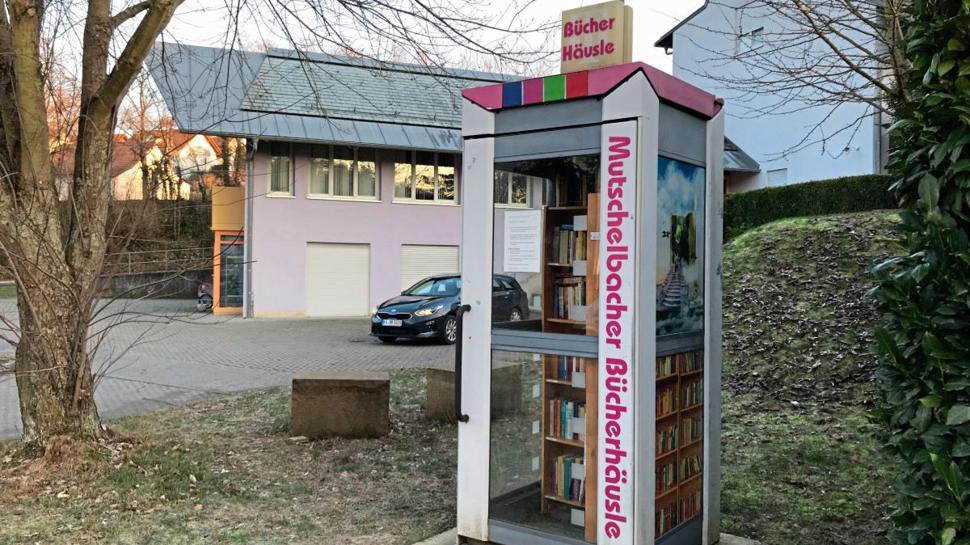 Top Ten Bücherhäusle Karlsrbad-Mutschelbach