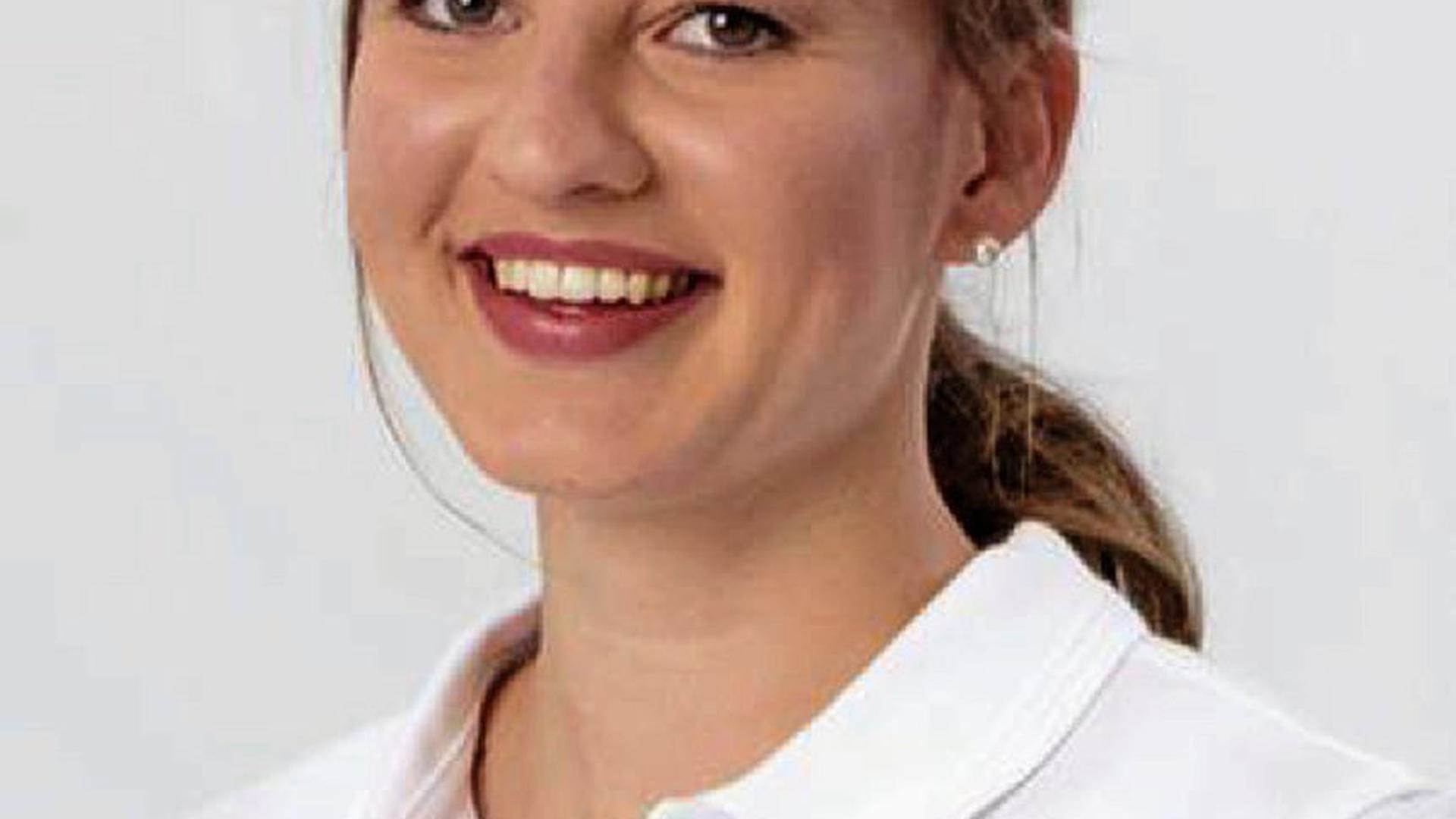 Hannah Krappmann vom Verband Physio-Deutschland Baden-Württemberg.
