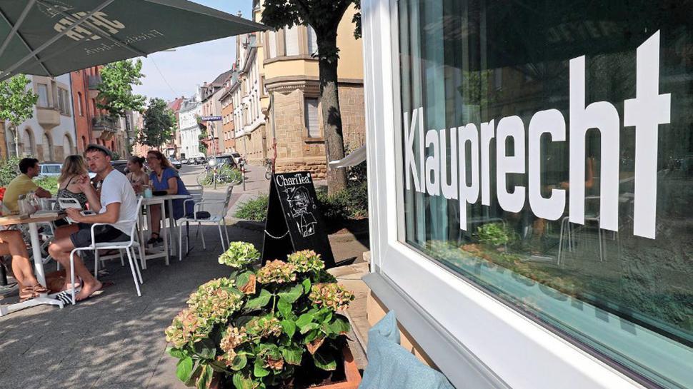 """Auf Regionalität setzen die Macher des """"Klauprecht"""" in gleichnamiger Straße in der Südweststadt."""