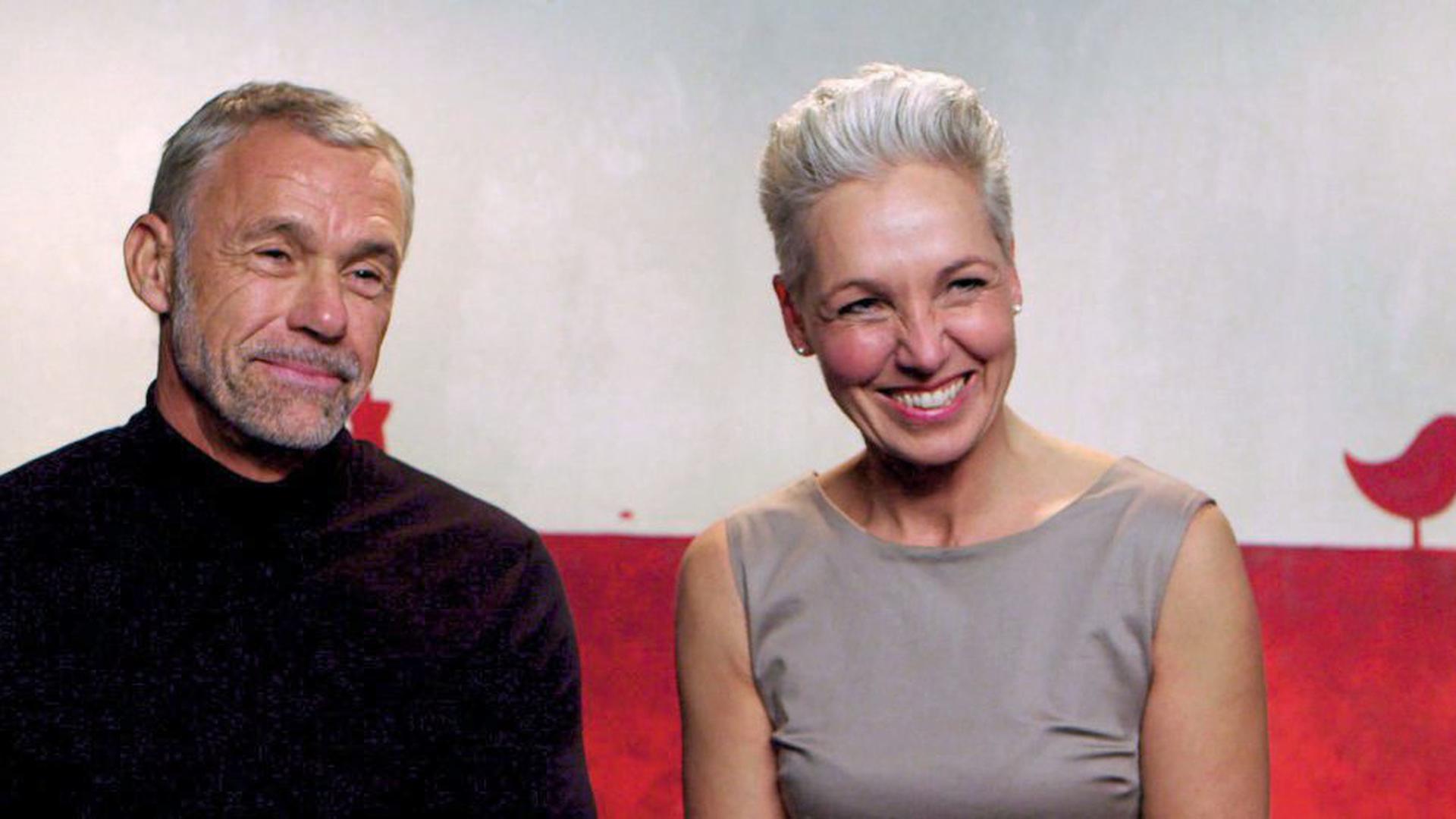 """Jördis und Thomas haben sich bei der TV-Show """"First Dates"""" kennengelernt und möchten im Sommer heiraten."""