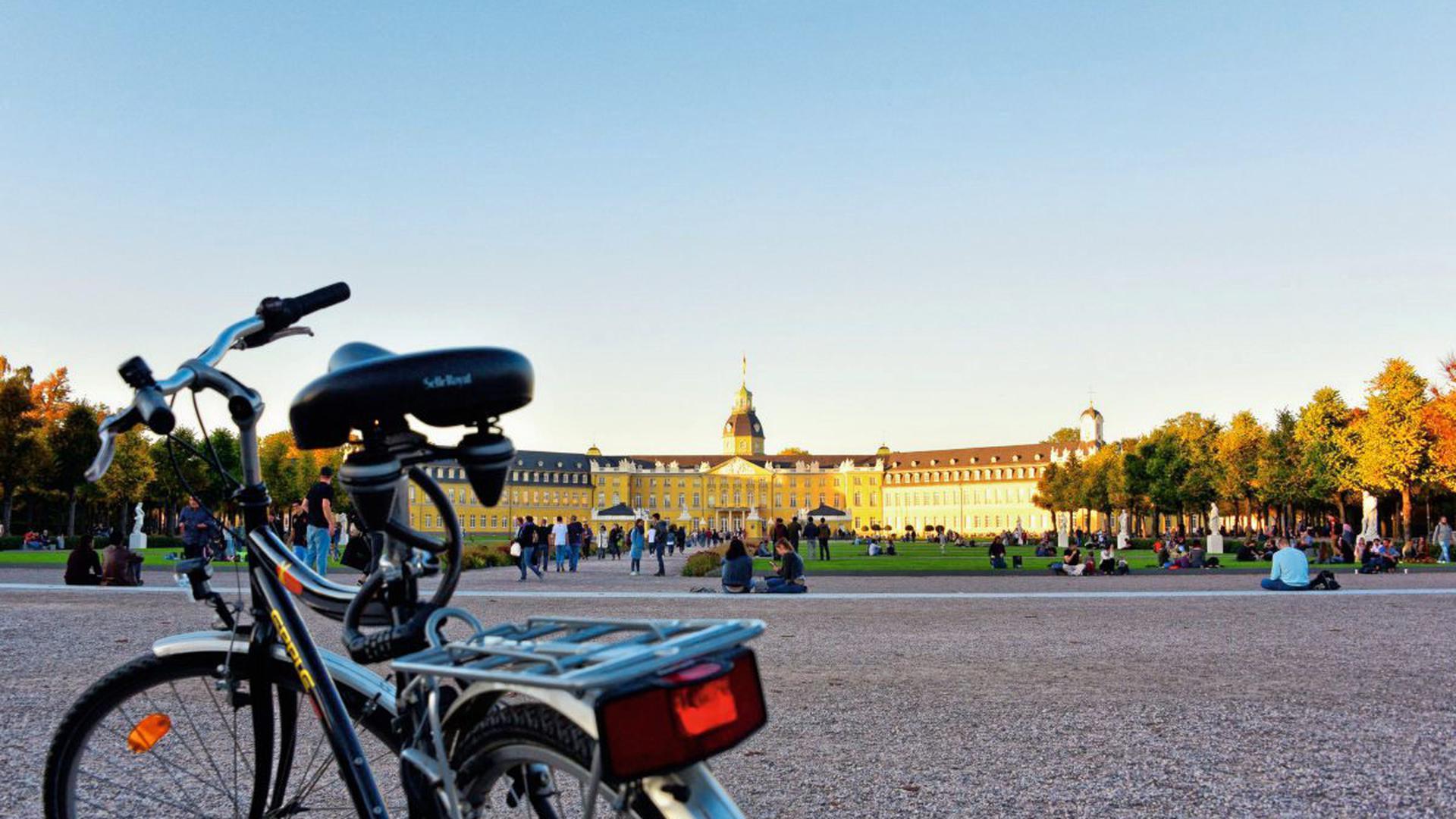 Karlsruhe ist nun offiziell die fahrradfreundlichste Stadt Deutschlands.