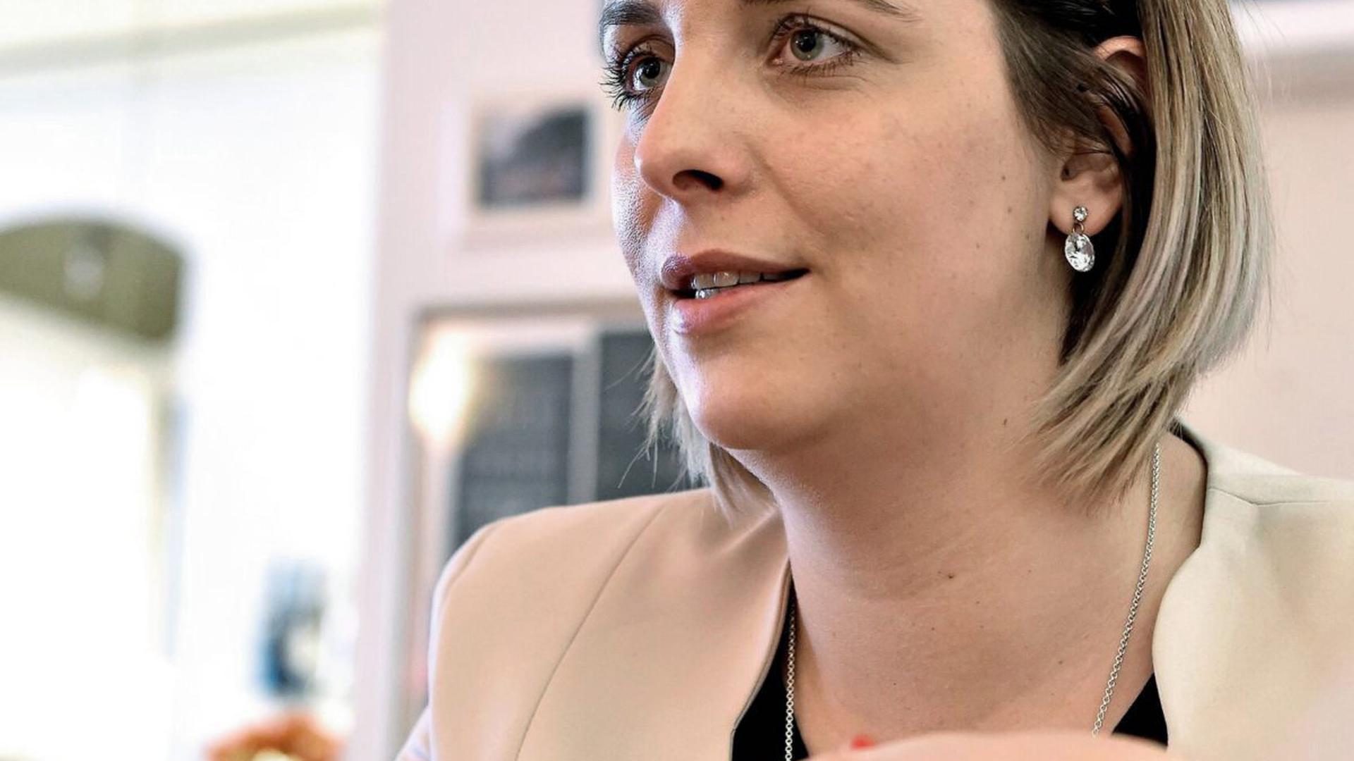 Kurz vor ihrer Hochzeit hat Julia-Teresa Lumpp alles abgesagt, weil sie gemerkt hat, dass das nicht das Leben ist, das sie leben möchte.