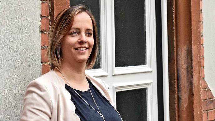 Julia-Teresa Lumpp ist hochsensibel und möchte hochsensiblen Kindern und Jugendlichen helfen.