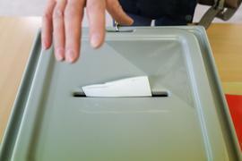 Der Bürger ist gefragt: Am Nikolaustag findet in Karlsruhe die OB-Wahl statt.