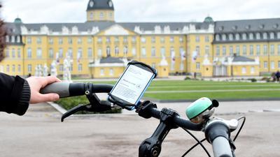 Der Radreporter-Newsletter der BNN beschäftigt sich mit allen Themen, die Fahrradfahrer in Karlsruhe bewegen.