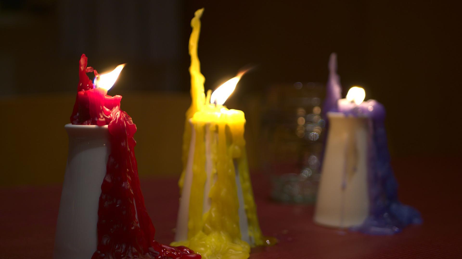 Farben, Symbole und Feste sind wichtiger Bestandteil des Verbindungslebens.