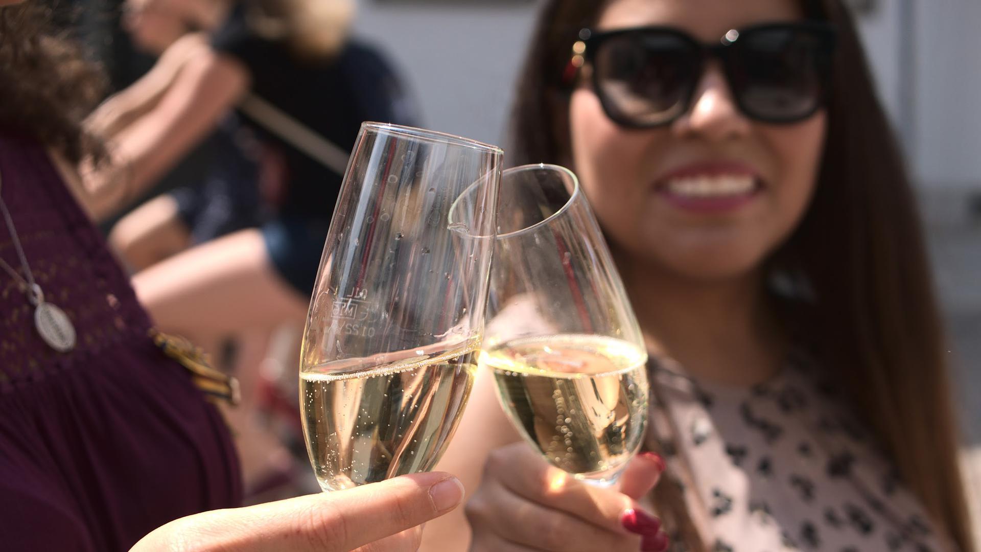Feierliche Anlässe kommen auch bei der Damenverbindung nicht zu kurz, doch im Kern geht es um akademischen und gesellschaftlichen Austausch.