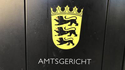 Verhandlung: Das Amtsgericht Karlsruhe beschäftigt sich mit dem Fall eines mutmaßlich betrogenen Bordellbesuchers.