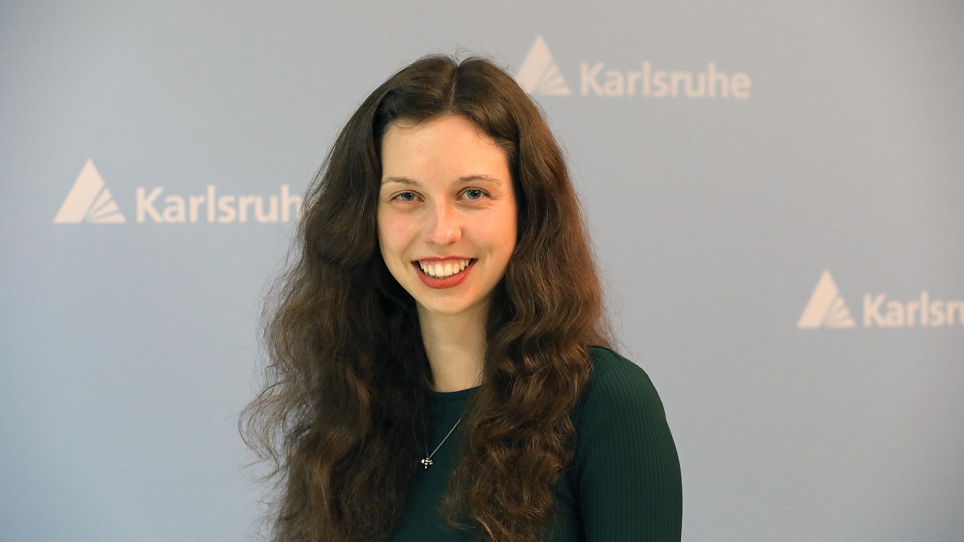Zoe Mayer zieht für die Grünen in den Bundestag ein.