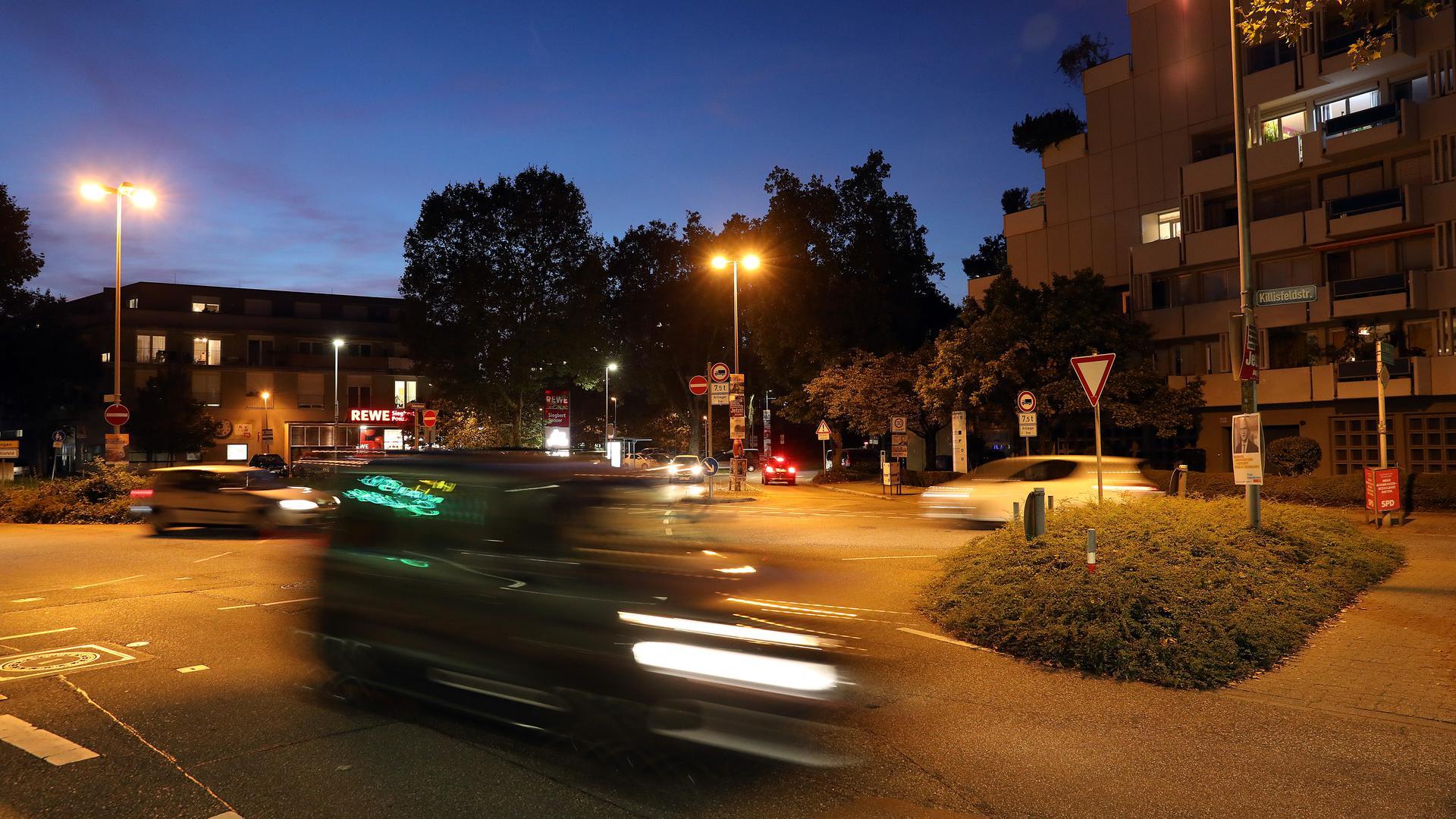 Fahndung: Nach der Vergewaltigung einer 27 Jahre alten Frau nahe der Kreuzung von Killisfeld- und Raiherwiesenstraße am westlichen Rand von Durlach bearbeitet die Polizei derzeit mehrere Zeugenhinweise.