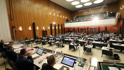 Diskussionen um Haushalt: Anlässlich ihrer Haushaltsreden haben die Stadtratsfraktionen deutlich gemacht, welche Schwerpunkte Karlsruhe im Zeichen der Corona-Pandemie setzen soll.