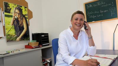 9.06.2021 Birgit Großhans führt beim Kinderschutzbund Karlsruhe das Elterntelefon ein. Start für die eigene Beratergruppe ist am 15. Juni 2021.
