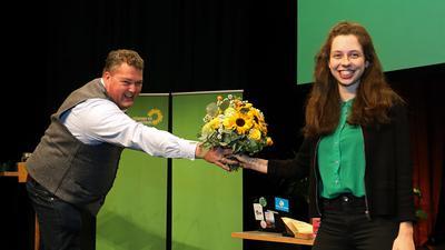Thorsten Frewer, Zoe Mayer, Nominierung Bundestagswahl