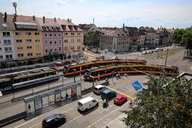 Straßenbahnhaltestelle Yorckstraße