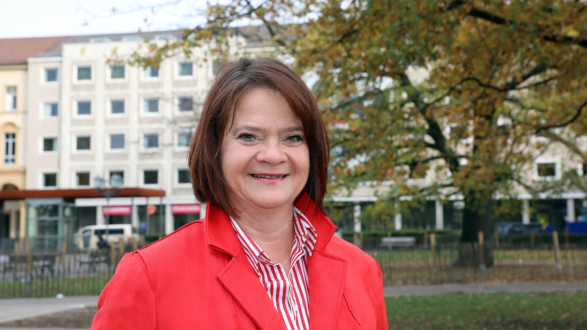 16.11.2020 Petra Lorenz / OB-Wahlkampf