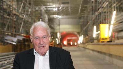 Mann Tunnel U-Strab