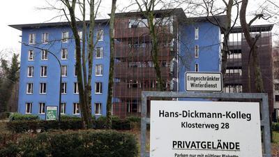"""© Jodo-Foto /  Joerg  Donecker// 12.01.2021 Studentenwohnheim """"Hadiko"""",          -Copyright - Jodo-Foto /  Joerg  Donecker Sonnenbergstr.4  D-76228 KARLSRUHE TEL:  0049 (0) 721-9473285 FAX:  0049 (0) 721 4903368  Mobil: 0049 (0) 172 7238737 E-Mail:  joerg.donecker@t-online.de Sparkasse Karlsruhe  IBAN: DE12 6605 0101 0010 0395 50, BIC: KARSDE66XX Steuernummer 34140/28360 Veroeffentlichung nur gegen Honorar nach MFM zzgl. ges. Mwst.  , Belegexemplar und Namensnennung. Es gelten meine AGB."""