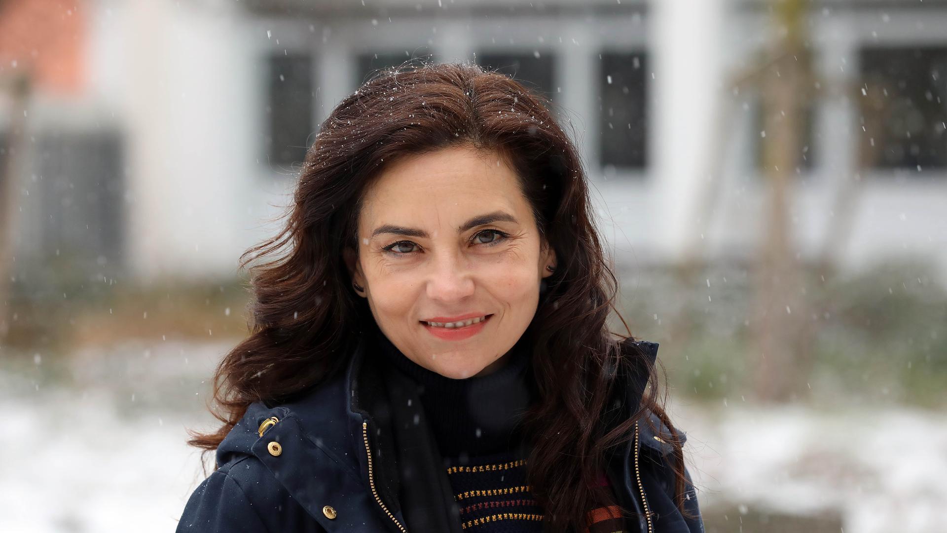 Engagement: Der Landtagskandidatin Meri Uhlig liegt der gesellschaftliche Zusammenhalt am Herzen.