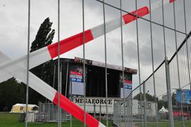 Bühne Das Fest