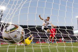 Deutschland-England, WM 2010, 4:1