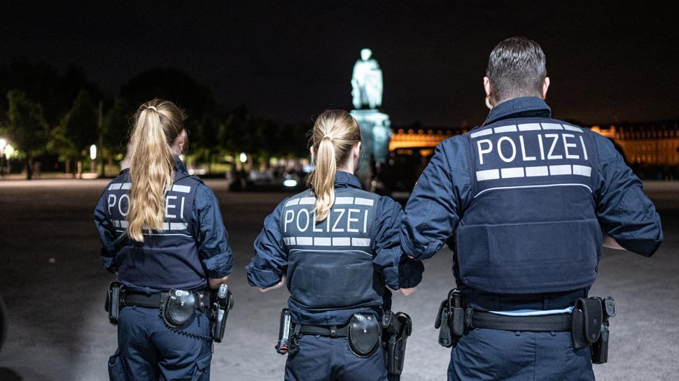 Für den Einsatz am Wochenende hat die Polizei eigens personelle Ressourcen mobilisiert.