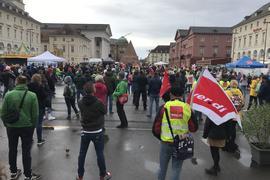 Streik von Verdi
