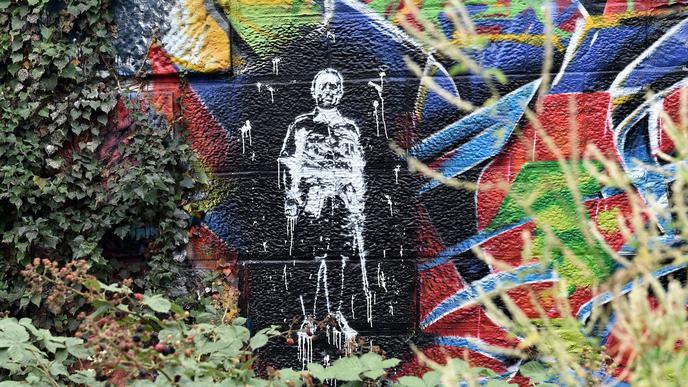 Mann Stencil