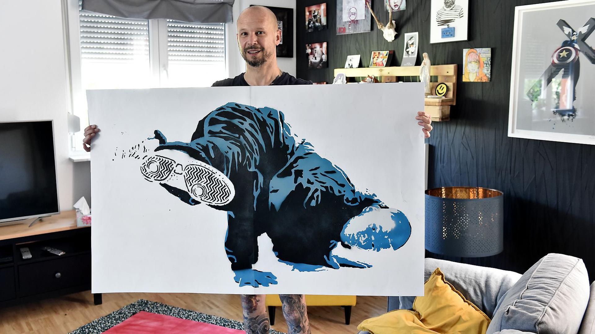 Künstler Bild