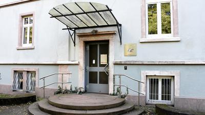Das Badische Konservatorium, hier der Standort in der Kaiserallee, ist die städtische Musikschule in Karlsruhe.