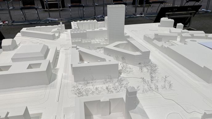 3. Preis Allmann Sattler Wappner Architekten, München