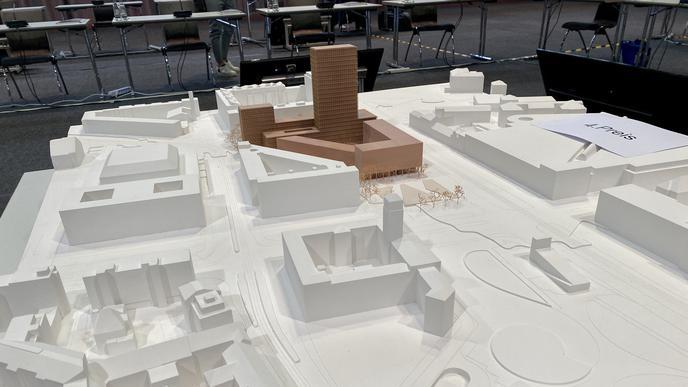 4. Preis BHBVT Gesellschaft von Architekten mbH, Berlin