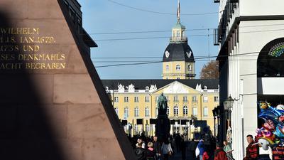15.11.2020 Karlsruhe: Unterwegs zu historischen Gebäuden und Wirkungsstätten bedeutender Frauen