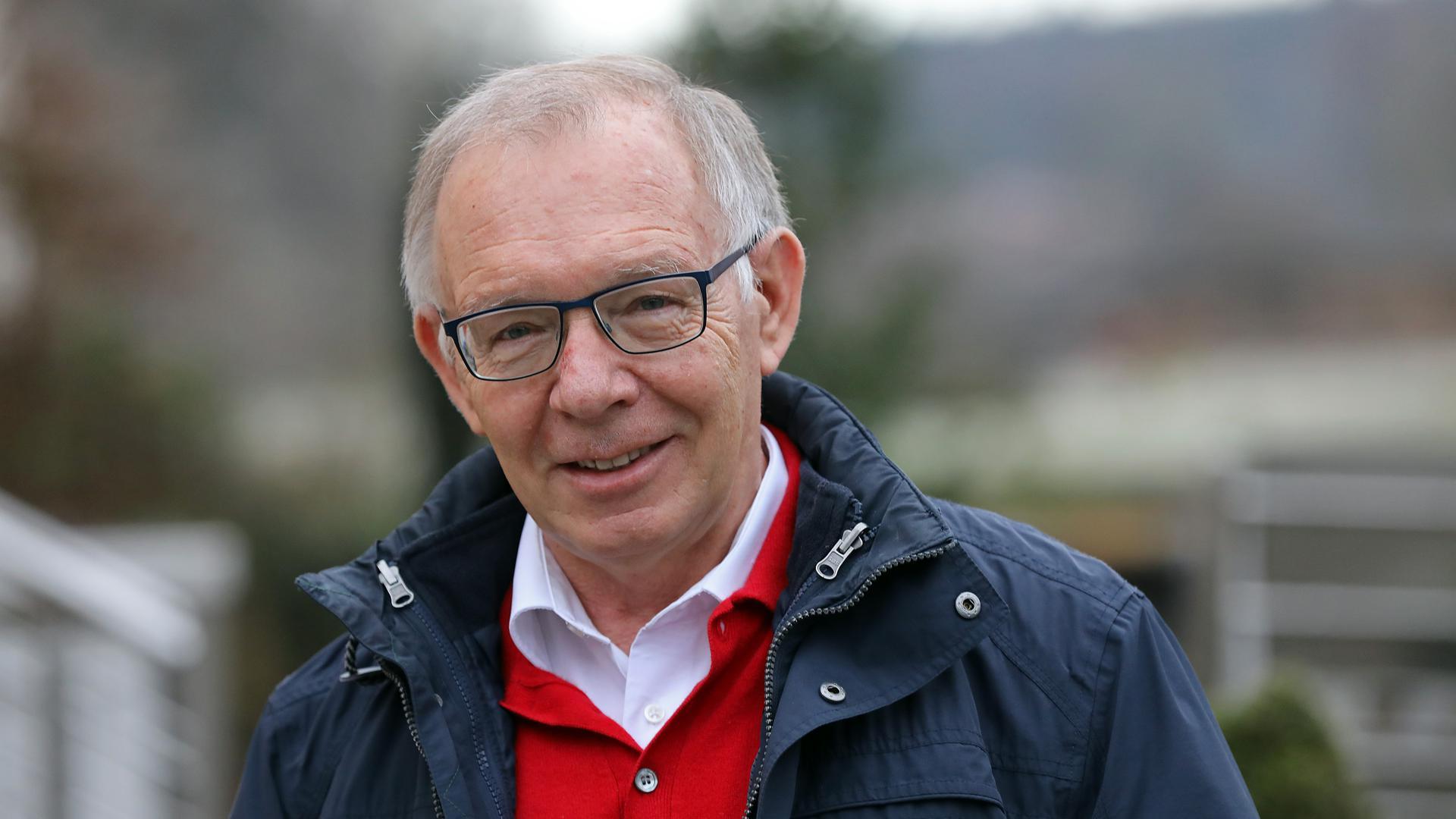 Norbert Henze im Porträt