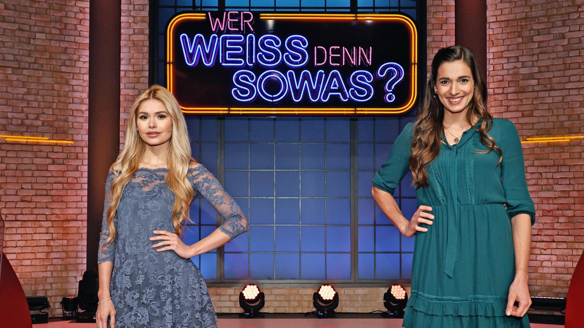 Zwei Frauen TV-Show