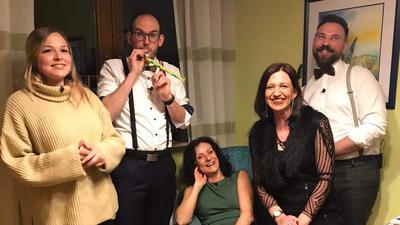 Gruppenbild Teilnehmer Kochshow