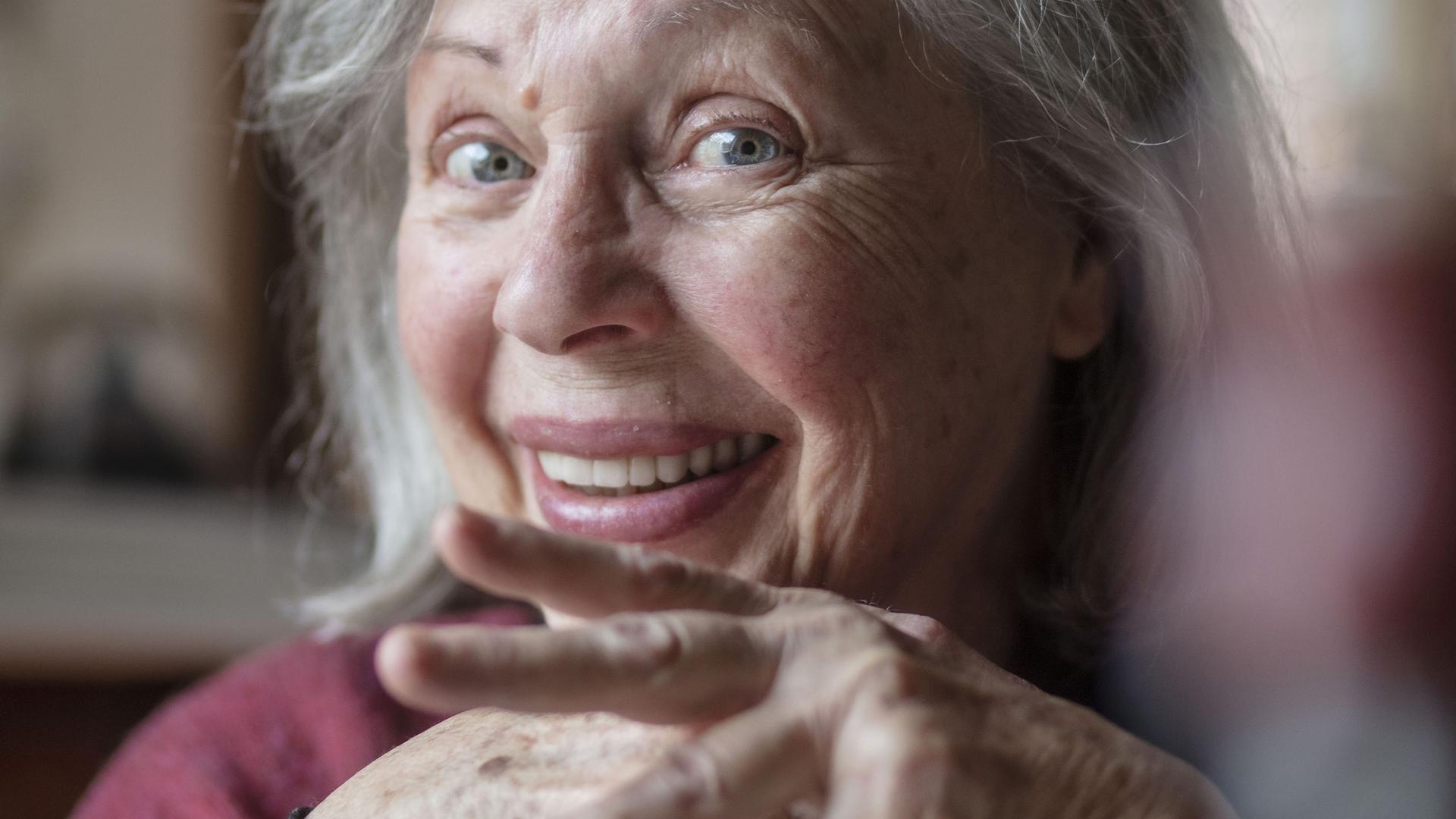 Porträt Greta