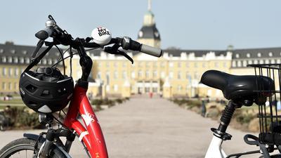 Karlsruhe gilt als fahrradfreundlichste Großstadt Deutschlands.