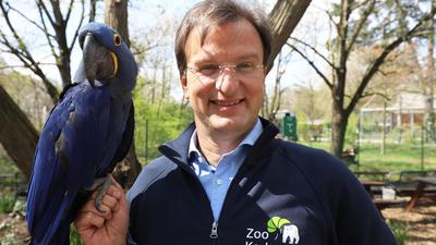 Appell: Die Landesregierung soll nach Ansicht des Karlsruher Zoodirektors Matthias Reinschmidt die Weichen dafür stellen, dass der Tiergarten wieder öffnen darf.