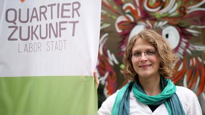 Annika Fricke ist Geoökologin und möchte die komplexen Zusammenhänge in der Umwelt verstehen.