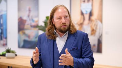 Anton Hofreiter im DM-dialogicum
