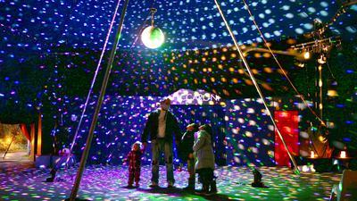Lichterfest Im Karlsruher Kinder- und Jugendzirkus Maccaroni