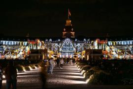 Schlosslichtspiele Karlsruhe- Foto zu PK Lichtspiele