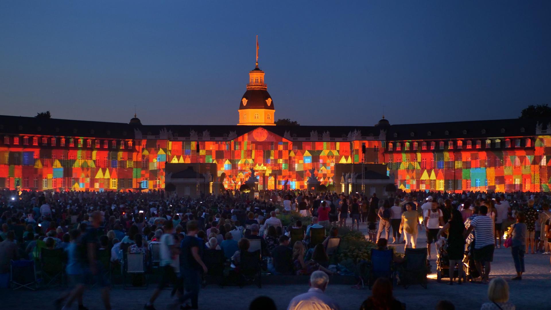 Schlosslichtspiele Peter Sandbiller